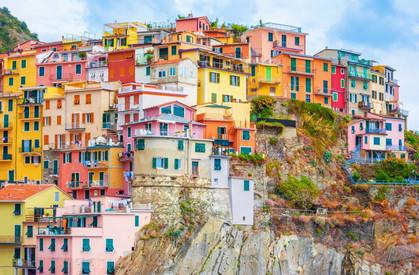10 cidades coloridas para inspirar sua vontade de viajar e fotografar