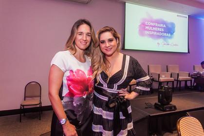 Confraria Mulheres Inspiradoras, reúne, pela primeira vez no Brasil, as líderes dos principais grupo