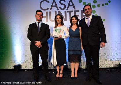 Prêmio Gente Rara homenageia Rosângela Moro