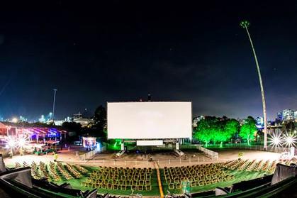 Shell Open Air traz o maior cinema ao ar livre do mundo para São Paulo
