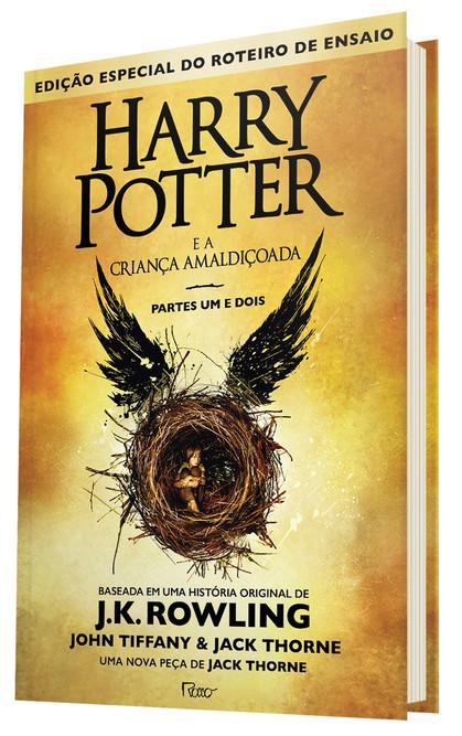 Novo livro de Harry Potter ganha versão em português