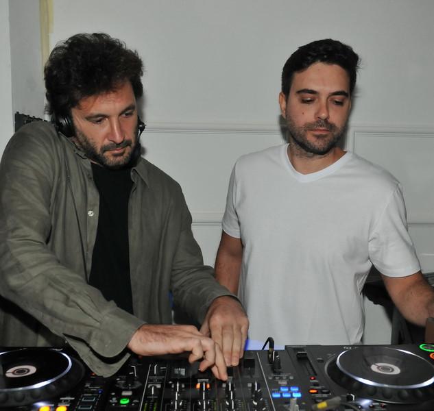 Djs Rico Mansur e Rodrigo Toigo
