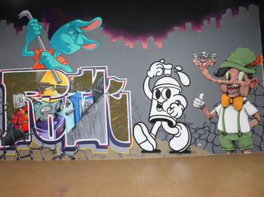 Shopping Cidade São Paulo recebe obras inéditas de grafiteiros paulistanos