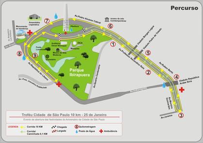 XXXIII Troféu Cidade de São Paulo, neste sábado, tem patrocínio da Caixa