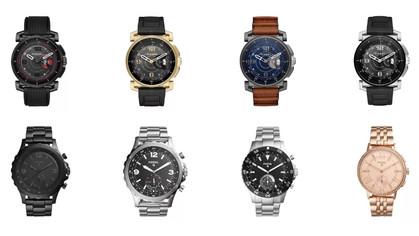 Fossil e Diesel lançam smartwatches híbridos