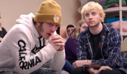 MTV estreia documentário com estudantes lutando contra o vício