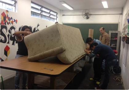 Galeria Nicoli e ETEC Guaracy Silveira lançam projeto educacional