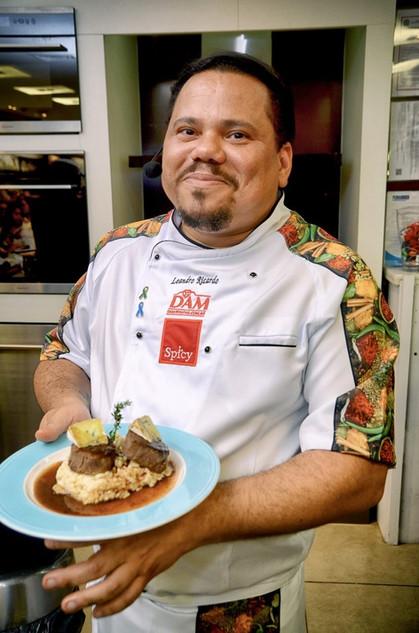 Do Bem Gastrô une gastronomia e solidariedade, na Spicy do RioMar Recife