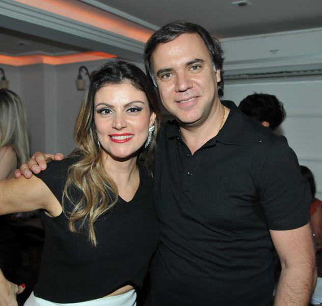 Giesele Khoury e Miled Khoury