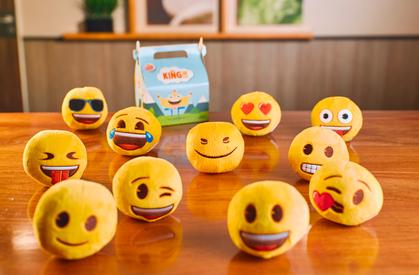 Combo King Jr ganha emoji inspirado em pessoas com Síndrome de Down