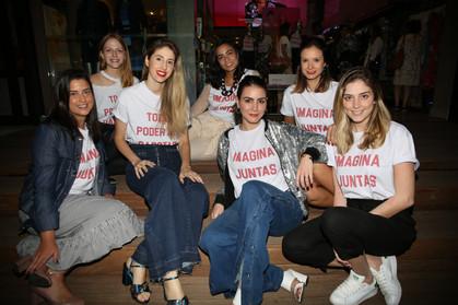 AMAROe Glamour organizam talk sobre feminismo