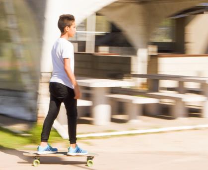 Dez CEUs terão aulas gratuitas de skate nas zonas Sul e Leste