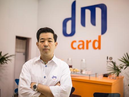 Mudanças no corpo diretivo marcam o crescimento do Grupo DMCard