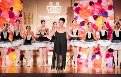 Ballet Paraisopolis faz apresentação pela primeira vez em Nova York