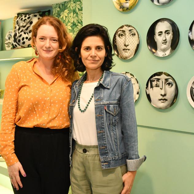 Nadia Simonelli e Lucia Gurovitz (2) - C