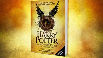 """Livro """"Harry Potter and the cursed child"""" chega as livrarias nesse final de semana"""