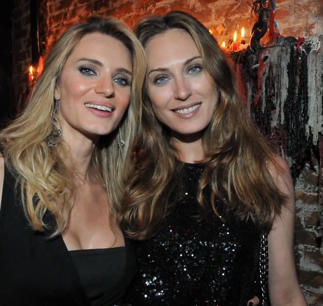 Erica Redling e Elisa Joenck