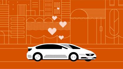 Deu match entre Tinder e Uber