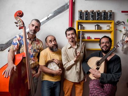 Música instrumental em shows gratuitos no Sesc Santo Amaro