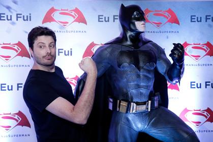 "Fotos - Pré-Estreia do filme ""Batman vs. Superman"" no JK Iguatemi"