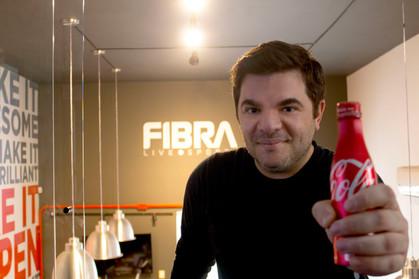 Fibra Live & Sports assume como uma das agências de eventos da Coca-Cola