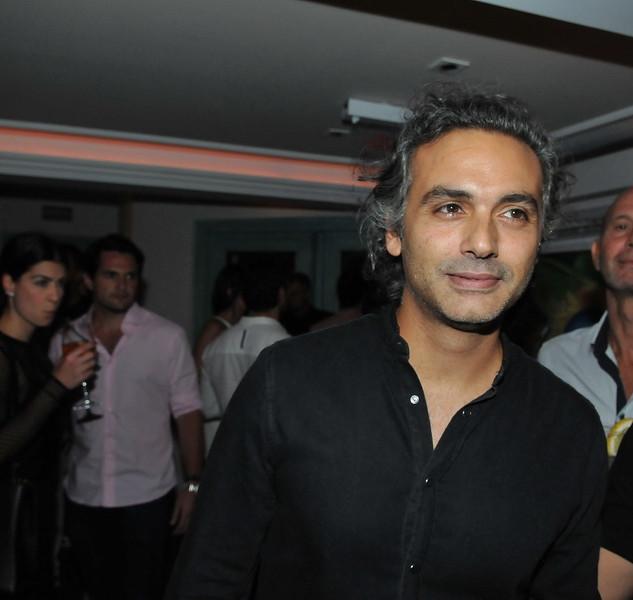Kabalan Frangieh e Miled Khoury