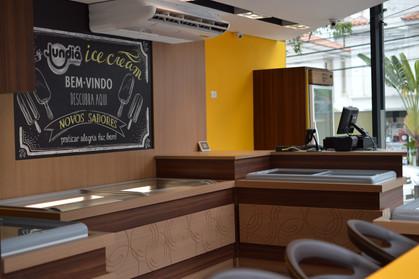 Sorvetes Jundiá inaugura sua 1ª loja