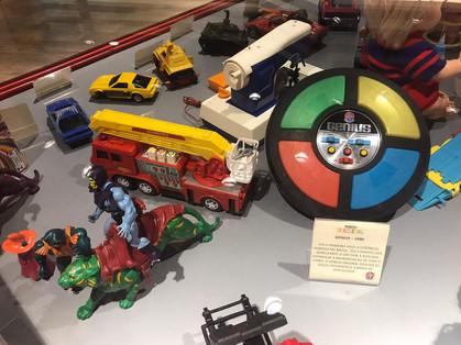 Brinquedos que marcaram época ganham exposição no Shopping Penha