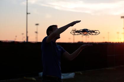 Disney e Intel preparam um espetáculo no céu usando drones