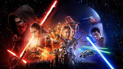 """""""Star Wars - O despertar da força"""" entra em cartaz nos voos da Avianca"""