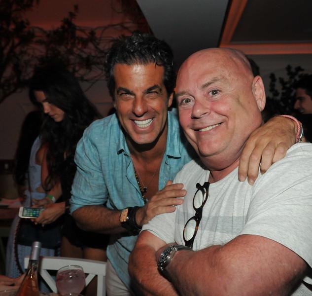 Alvaro Garnero e Jose Victor Oliva