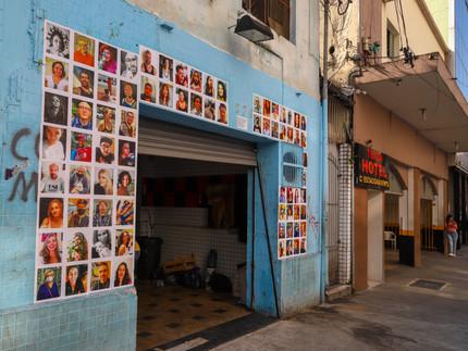 Exposição A Cara da Vila Buarque toma conta das ruas do bairro