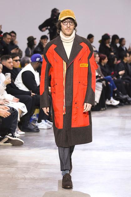Pirelli faz parceria com Junya Watanabe para sua coleção outono-inverno 2020