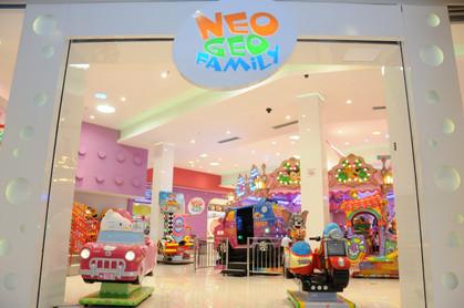 Terça é dia de brincar pela metade do preço no Neo Geo Family do Mooca Plaza Shopping