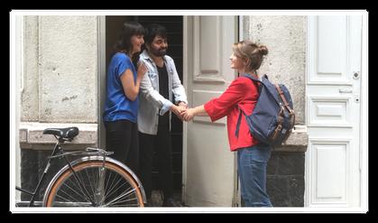 São Paulo recebe primeira edição brasileira de Roomies de Quinta