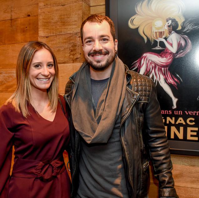 Marcela Guerreiro e Murilo Weitz