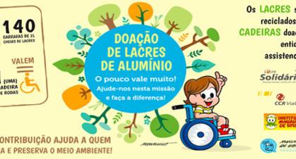 Lacre Solidário: Instituto Maurício de Souza participa do Festival Pinheiros