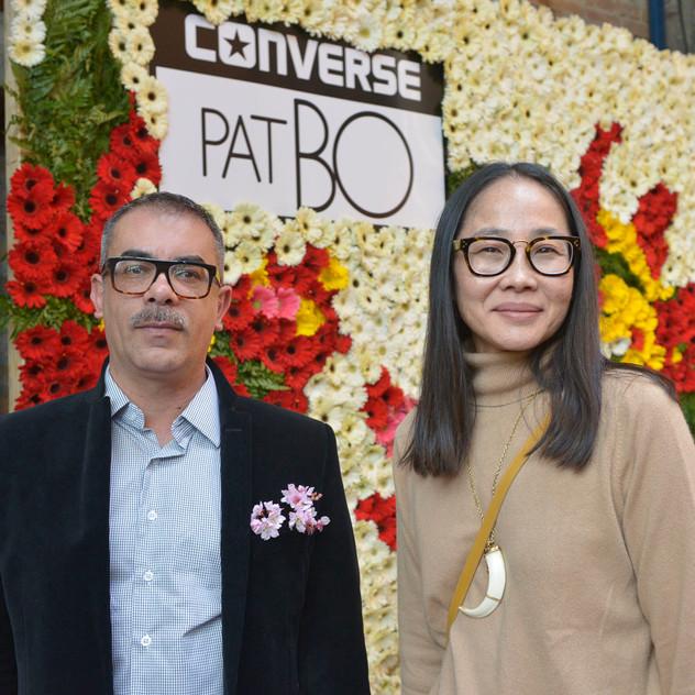 Mauricio Bisco e Marcia Matsuno