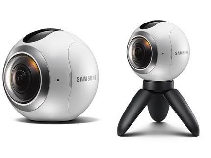 Samsung anuncia câmera de vídeo 3D
