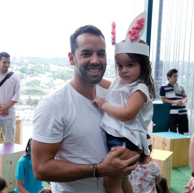 Bruno Siqueira e Sofia