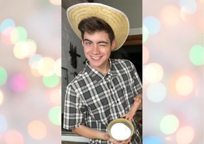 Eduardo Prado ensina preparo da maçã do amor em especial do Festival Teen