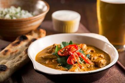 Camden House promove 1º Festival do Curry