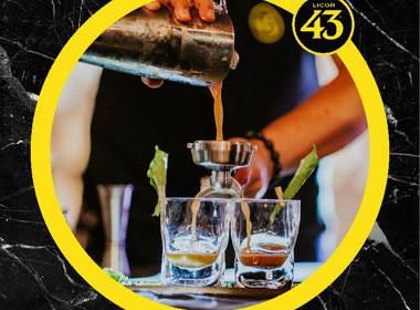 Licor 43 convoca brasileiros para o Campeonato Bartenders & Baristas Challenge 2020