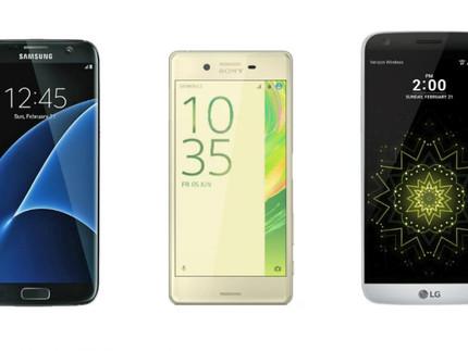 Qual o melhor lançamento com Android?
