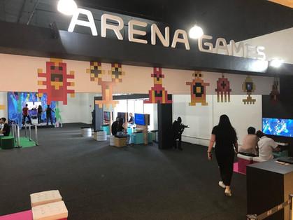Férias no Shopping Cidade São Paulo tem 'Arena Games' com campeonato de vídeo games