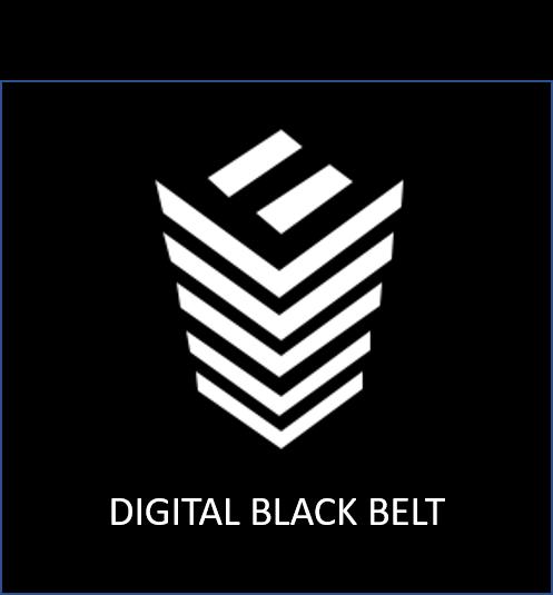 Digital Black Belt