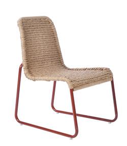 Cadeira_Vênus_Fibra_de_Bananeira_-_Frente
