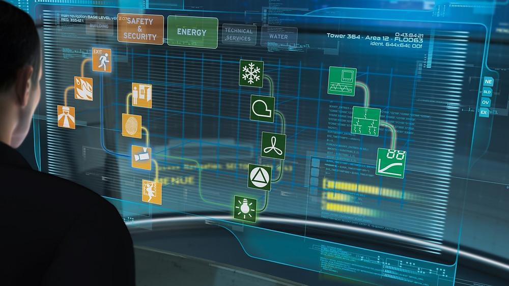 BMS Integration Data Center