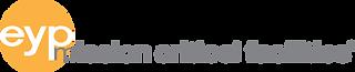 EYP MCF Prefered Logo White Letters Grey