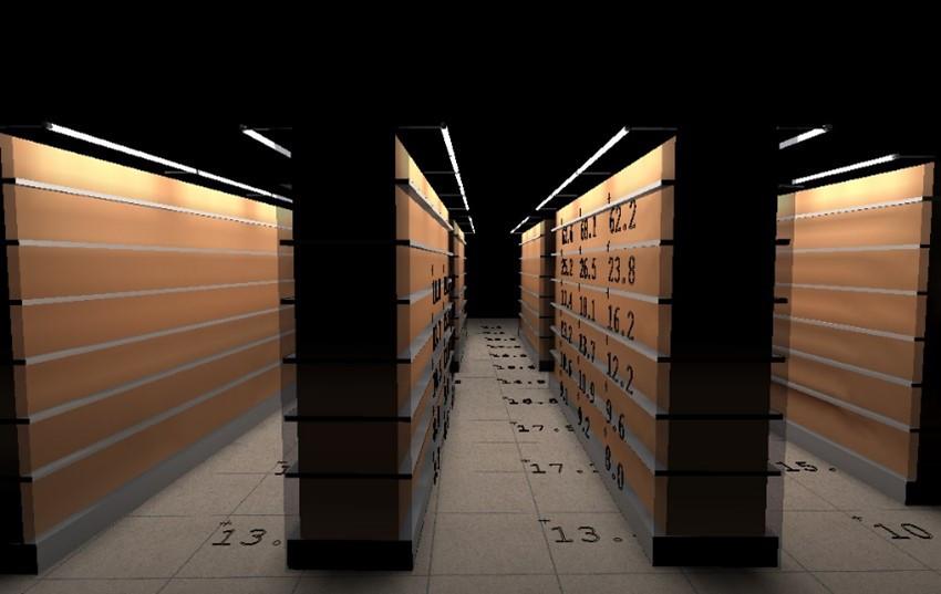 Data Center Stack Lighting